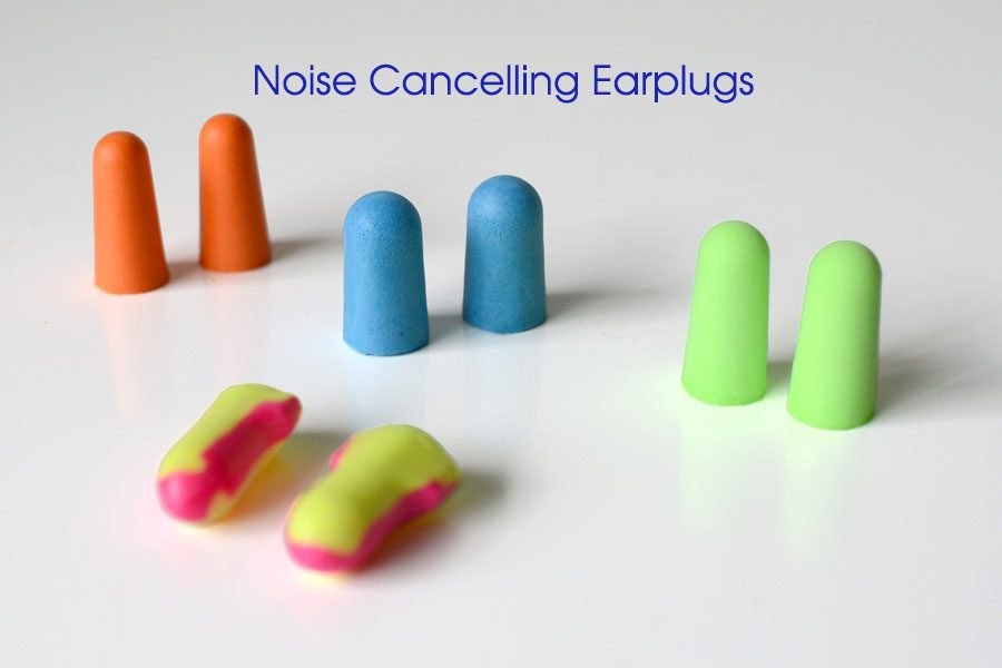 Noise Cancelling Earplugs