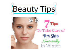 how to take care of skin in winter naturally