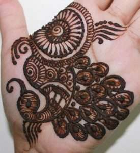 Latest and Simple Mehndi Designs