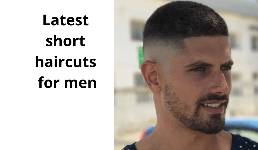 best 50+ unique short haircuts for men